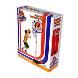 Ayarlanabilir Ayaklı Basketbol Potası