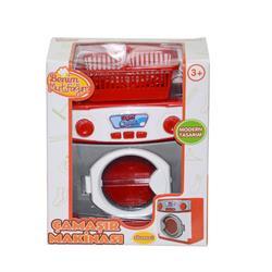 Kutulu Mini Çamaşır Makinesi Oyuncak Seti