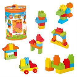 Multi Blocks 62 Parça Torbalı Lego Oyun Seti