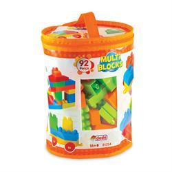 Multi Blocks 92 Parça Torbalı Lego Oyun Seti
