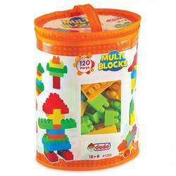 Multi Blocks 120 Parça Torbalı Lego Oyun Seti