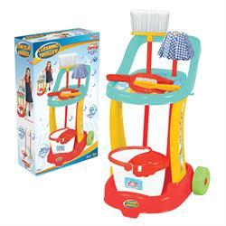 Candy & Ken Temizlik Arabası Temizlik Oyun Seti