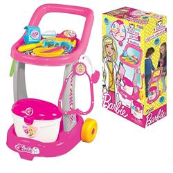 Barbie Oyuncak Doktor Servis Arabası