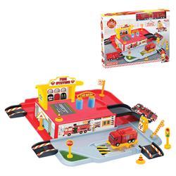 İtfaiye Garaj Oyun Seti