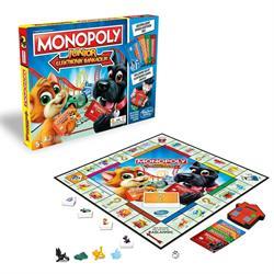 E1842 Monopoly Junior Elektronik Bankacılık