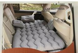 Araba Araç içi Şişme Yatak Elektrikli  Pompa