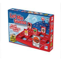 Let Me Guess Tahmin Etme  Eğitici Kutu Oyunu