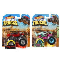 FYJ44 Monster Trucks 1:64 Arabalar /HW Monster Trucks