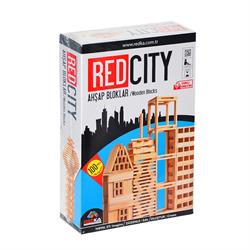 Redka Redcity Ahşap Yapı Blokları