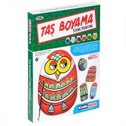 5307 KUMTOYS TAŞ BOYAMA