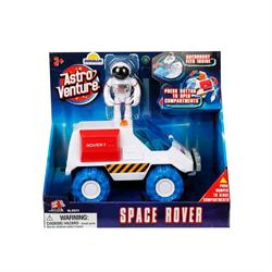 Astro Venture Sesli Uzay Aracı ve 1 Figür