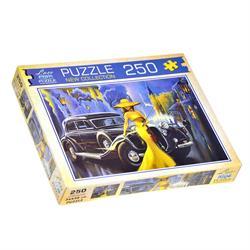 250 Parça Şehir Kemancısı Puzzle