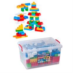 Dede Oyuncak 104 Parça Kutulu Oyuncak Lego