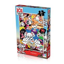 DAL 709 Puzzle 50/DALMATİON PUZZLE