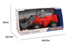 36780 POWER TRUCK TRACTOR LOADER (BOX)