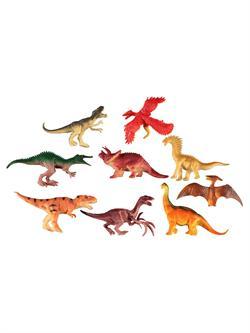 Dinozorlar Alemi Poşetli Hayvanlar Figürler