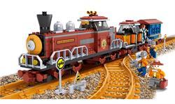 Ausını Lego 662 Parça  Tren Oyun Seti