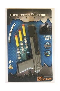 Counter Strike Kartelada Tabanca Oyuncak Seti