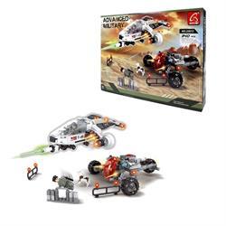 Ausını Lego 340 Parça Uzay Macerası Oyun Seti