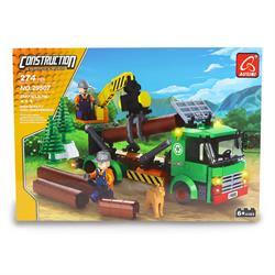 Ausini İnşaat Set 274 Parça Mini Lego