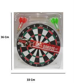 İğneli Dart Oyun Seti 36 Cm