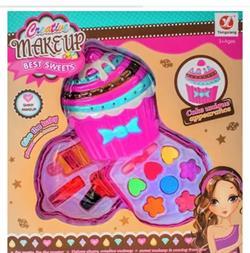 Cupcake Yaratıcı Kutulu Makyaj Seti