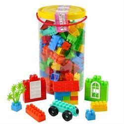 903 PVC KUT. LEGO SET 145 PCS -EFE