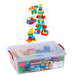 Dede Oyuncak Kutulu Lego 72 Parça