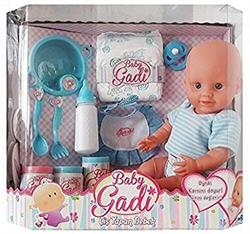 Altını Islatan Aksesuarlı Oyuncak Bebek