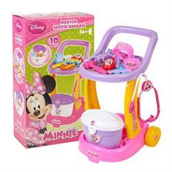 Minnie Mouse Oyuncak Doktor Servis Arabası