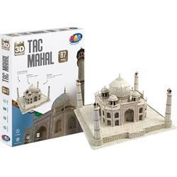 Taç Mahal Maket  3D Puzzle