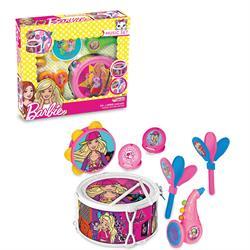Barbie Müzik Aletleri Oyun Seti