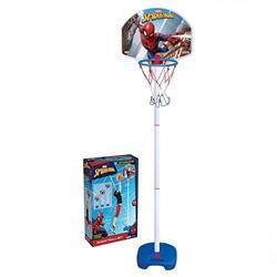 Spiderman Ayaklı Basketbol Potası