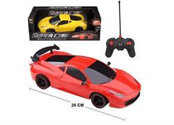 Uzaktan Kumandalı Şarjlı Ferrari Araba toy-04