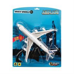 A380 Airbus Uçak Işıklı Model Stantlı