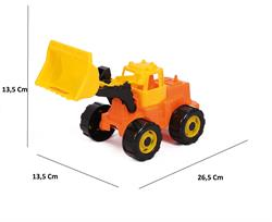 Polesie Oyuncak Herkül Mini Traktör Yükleyici