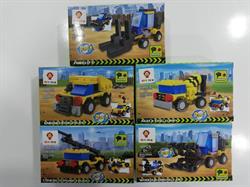 123-195-197-199 İŞ MAK ARAÇLR LEGO RBT DNŞ -SAG