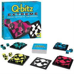 Pal Q-Bitz Extreme Orjinal Kutu Oyunu