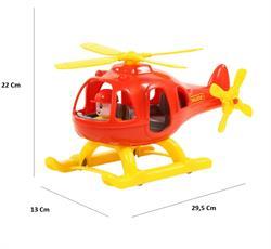 Polesie Kaliteli Plastik Fileli Arı Helikopter