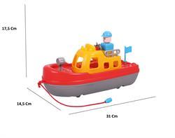 Polesie Oyuncak Devriye Teknesi