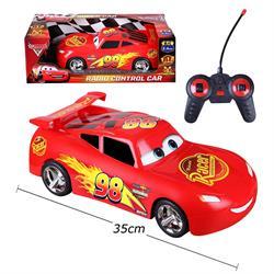 Uzaktan Kumandalı Şarjlı Süper Yarışçı araba spr-01