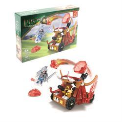 Ausını Lego 125 Parça Mancınık Saldırı Seti