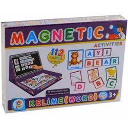 Laço Manyetik Kelimeler Eğitici Oyun Seti