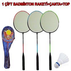 BDT-01 / 9303 ÇANTALI BADMİNTON RAKET -CNT