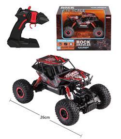 Rock Grawler 2.4 Ghz 4 Çekişli Uzaktan Kumandalı Jeep toy-16