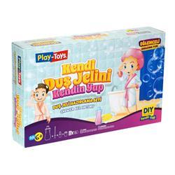 Play-Toys Kendi Duş Jelini Kendin Yap DIY