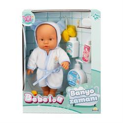 Bebelou Banyo Zamanı Bebek