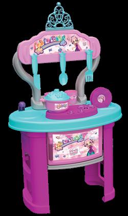 Prenses&Unicorn Mutfak Seti 19 Parça 70 cm