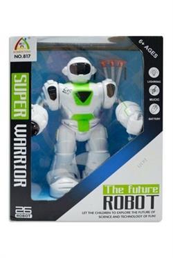 Süper Savaşçı Yürüyen Ok atan Oyuncak Robot