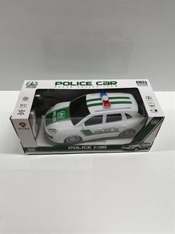 838-09 U/K POLİCE ARABA KÜÇÜK -SAG